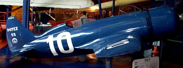 The 1933 Potez 53