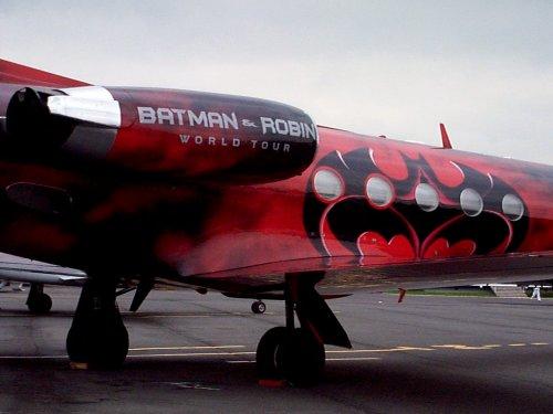 Batman and Robin World Tour