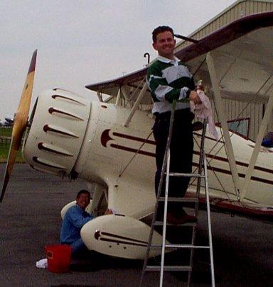 Debugging the biplane
