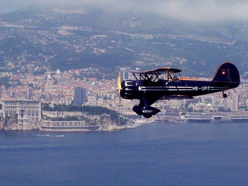 Mattias at Monaco