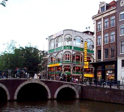 Chinese restaurant, Amsterdam