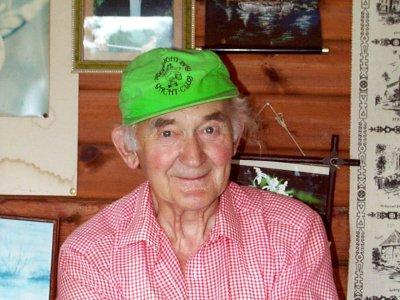 Gus Clutten, 82