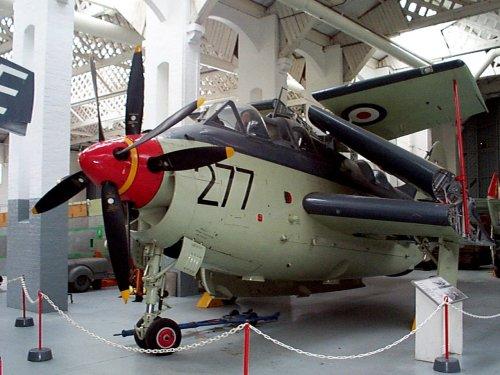 Fairey Gannet AS6