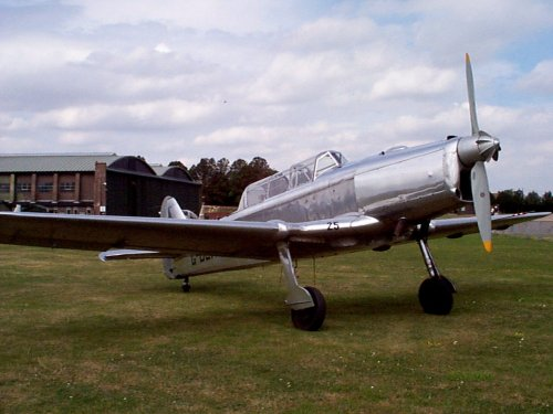 1948 Pilatus P2