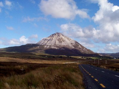 Mt. Errigal, County Donegal