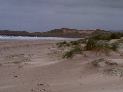 The Beach at Donegal airport, 1