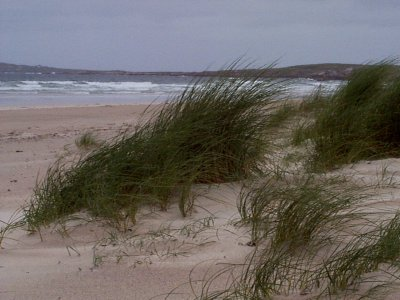 The Beach at Donegal airport, 2