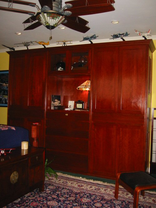 armoire, custom design