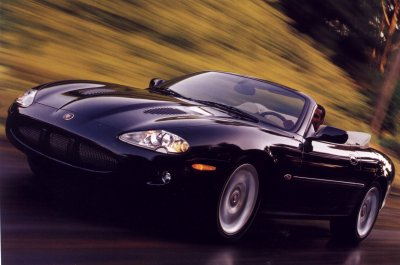Sweet Jaguar XK8 convertible for sale